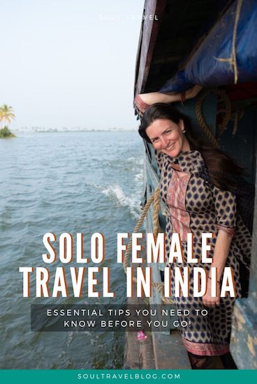 Is solo female travel in India safe? We share our favourite tips, tricks and advice from locals that you need to know before going to #india!