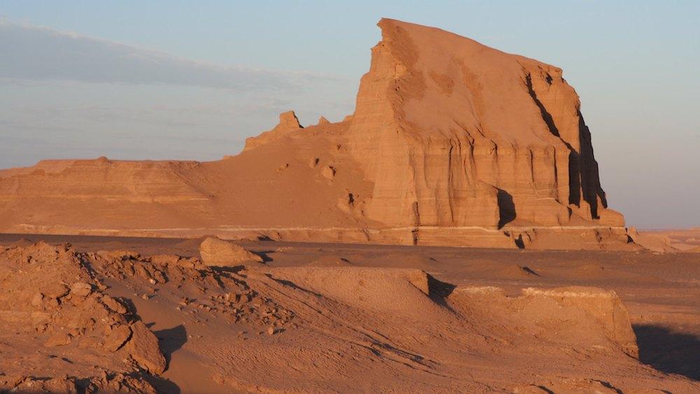 desert tour iran