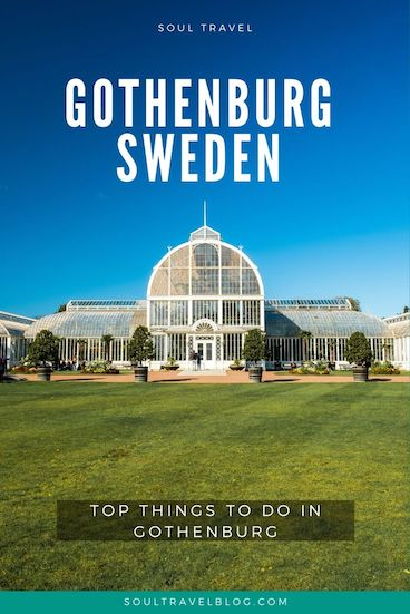 Planning a trip to #Gothenburg #sweden ? Read our top things to do in Gothenburg and Sweden travel tips before you go! Pin it for later on one of your boards. #traveltips